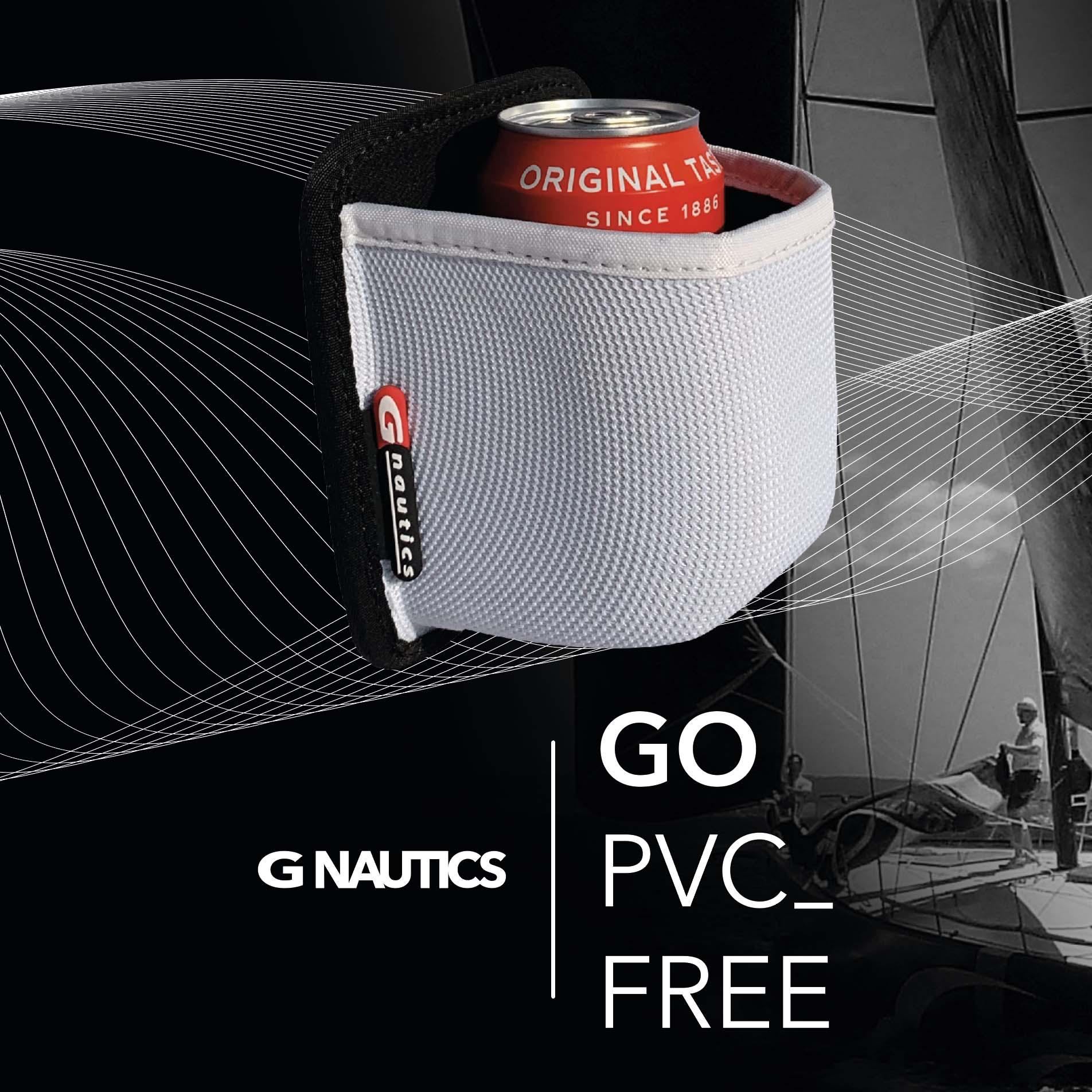 PVC-Free iQ Can Holder white
