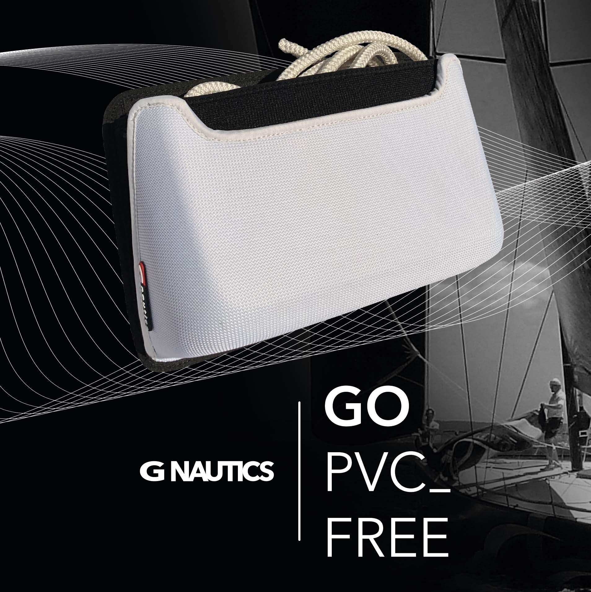 PVC-Free iQ winch Handle Holder White